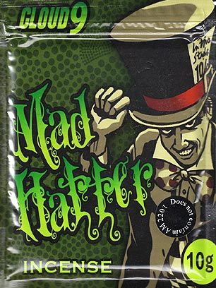 Mad Hatter incense cheap